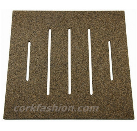 Cork Bath Mat - Quad (model SD-21.03.04) from the manufacturer Simpleformsdesign
